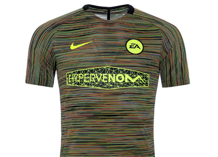 promo code 1538c 33f63 Nike x EA Sports Training T-Shirt Hypervenom Aeroswift ...