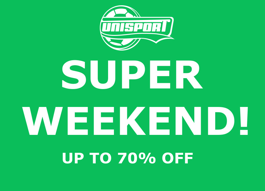 Super Weekend At Unisport Up To 70 Off