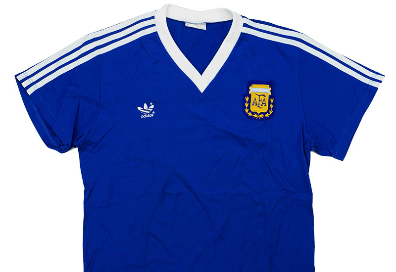 a29cb3ad5 1994-95 Argentina Away Shirt S for sale