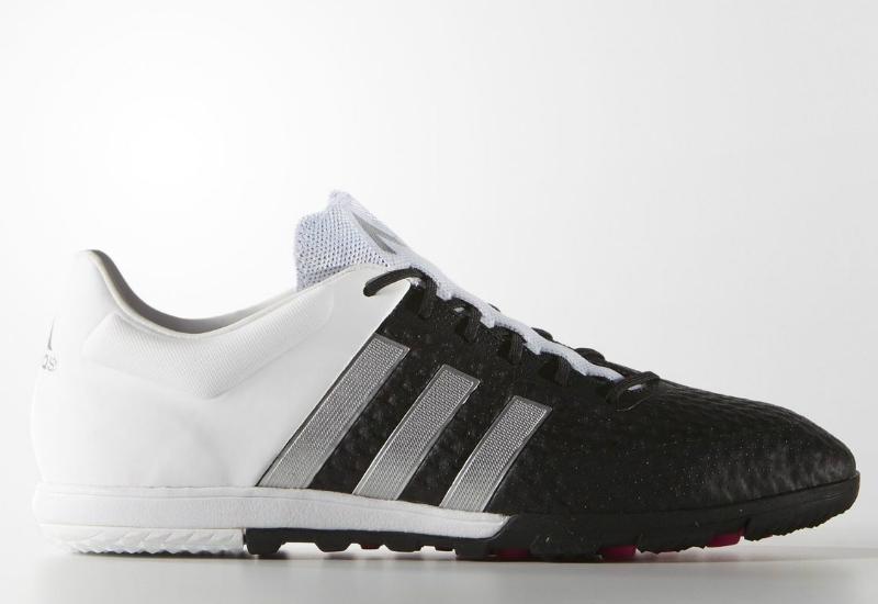cheaper 3883f f5973 Adidas ACE 15+ Primeknit Cage Shoes - Core Black / Matte ...