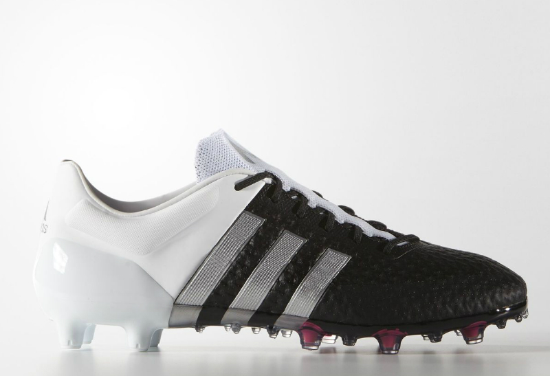 Adidas Ace 15 Primeknit Firm Ground Promo Boots Core Black Matte Silver White