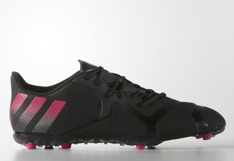 Adidas Ace 16 1 Tkkrz Core Black Shock Pink Dark Grey