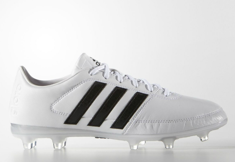 Adidas Gloro 16 1 Firm Ground Boots White Core Black Matte Silver