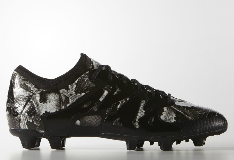 Adidas X 15 1 Deadly Focus Firm Ground Boots Core Black White
