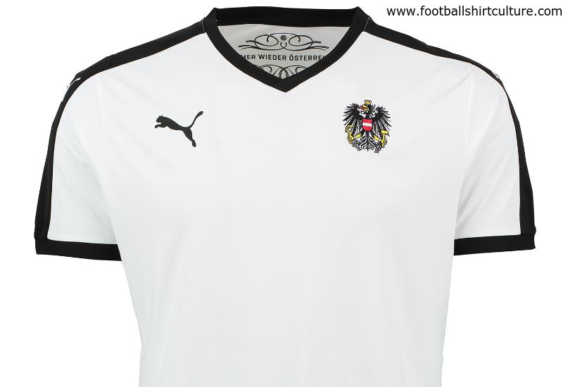 Austria Euro 2016 Puma Away Kit  d39b431ba