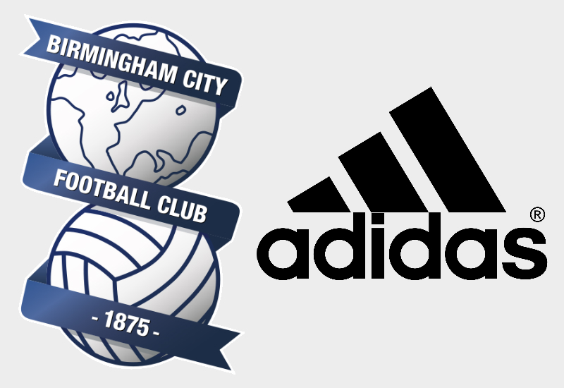 Birmingham City Sign Adidas Kit Deal