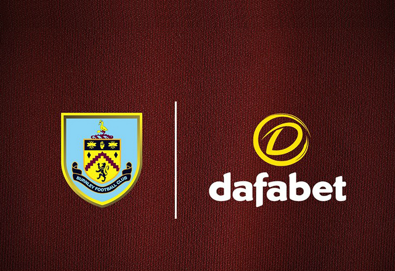 Burnley Announce Dafabet Shirt Sponsor Deal
