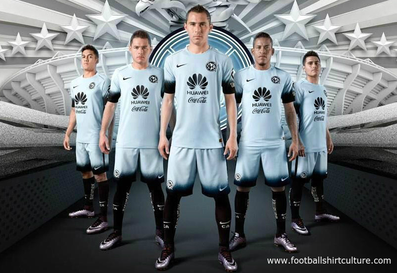 Club America 2016 Nike Third Kit