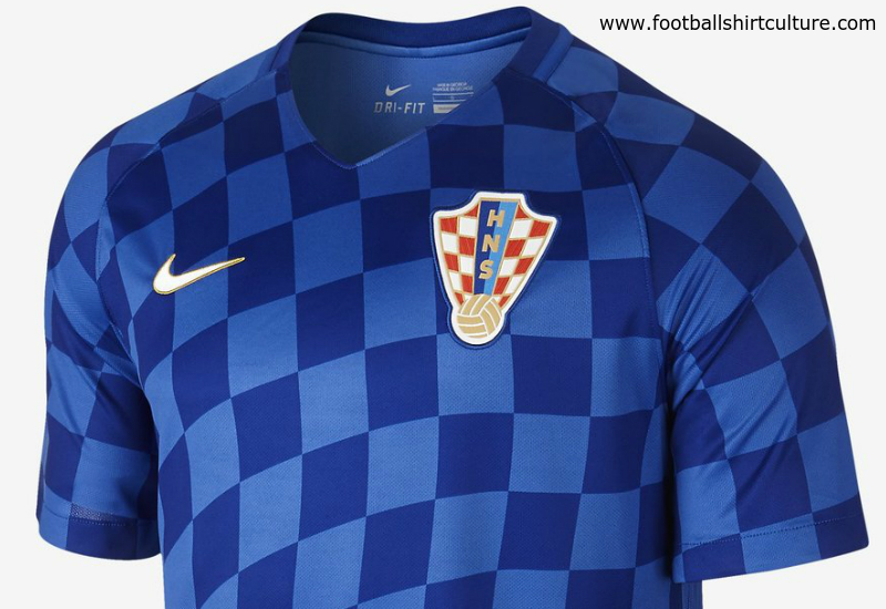 croatia football kit