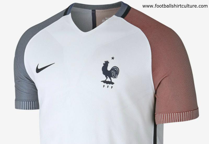 france euro 2016 away kit long sleeve