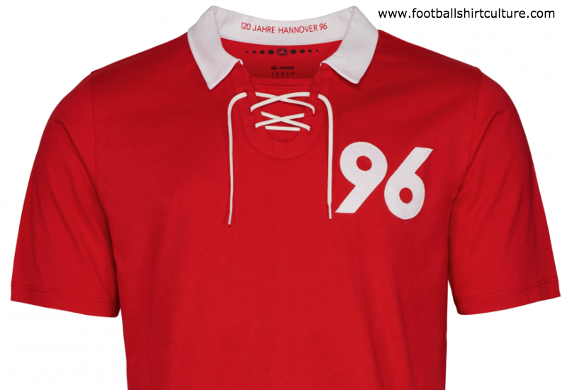 Hannover 96 Jako 120th Anniversary Kit