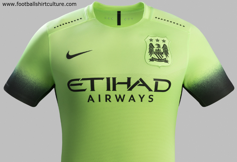 710ad00eac29 Manchester City 15 16 Nike Third Kit