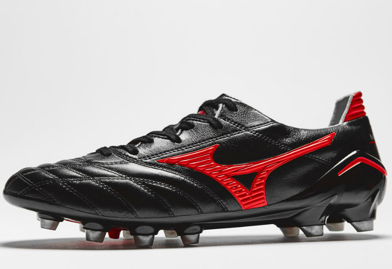 Mizuno Morelia Neo Fg Made In Japan Black Chinese Red