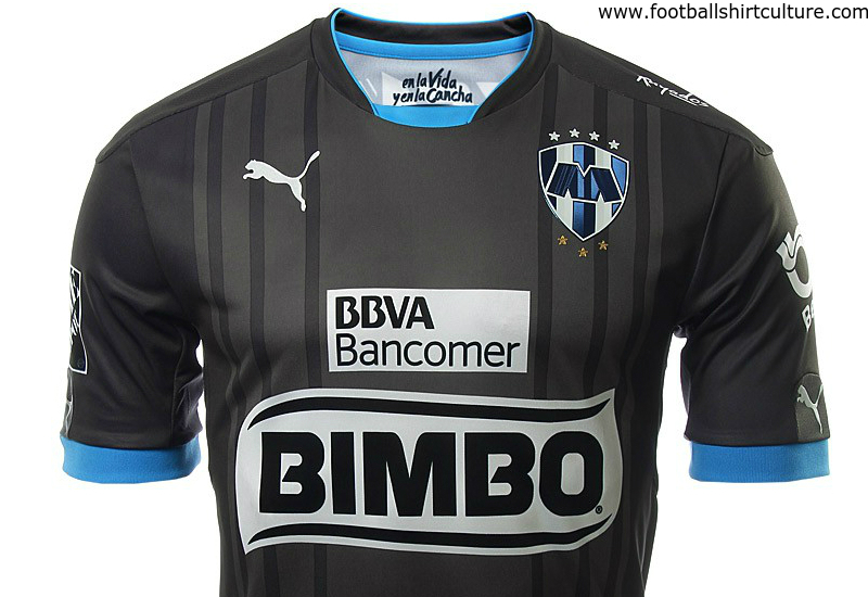 Monterrey 2016 Puma Third Football Shirt