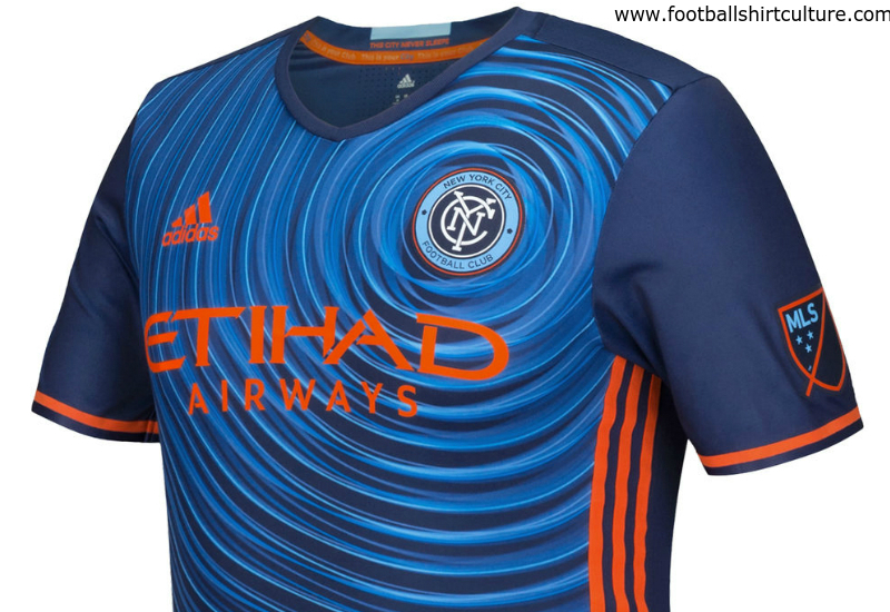 New York City FC Away