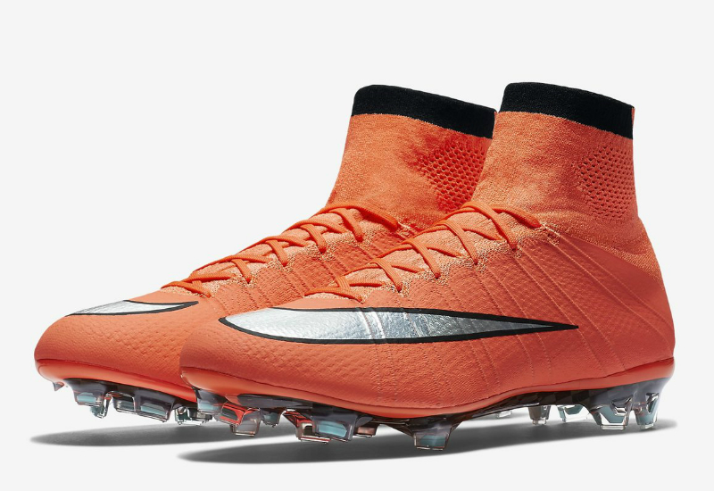 Nike Mercurial Superfly Fg Metal Flash Pack Bright Mango Hyper Turquoise Metallic Silver