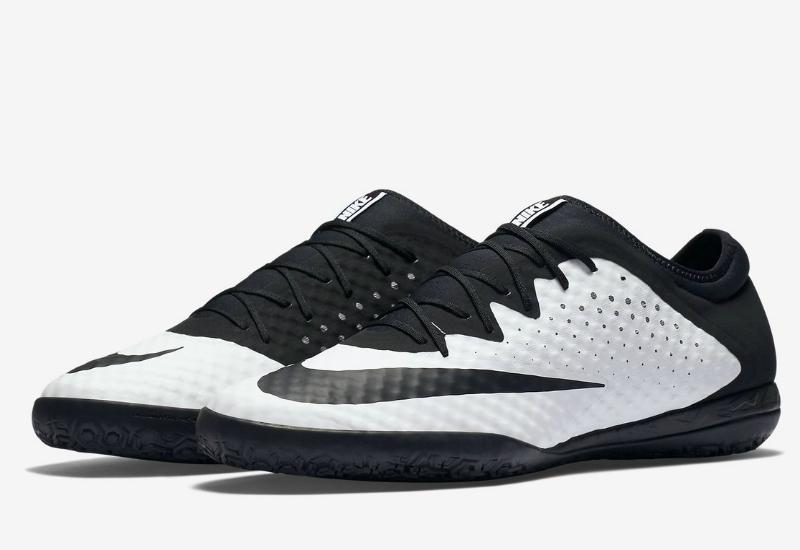 pretty nice de53a 74426 Nike MercurialX Finale IC - White / Black / Black ...