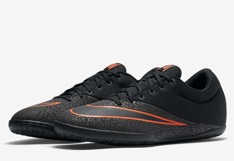 official photos f3aae b2bfa Nike MercurialX Pro IC - Black / Anthracite / Black ...