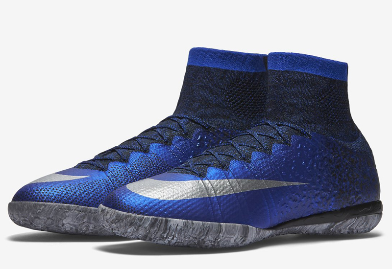 485259faf ... indoor soccer shoes 852499401 5c83a 97ad1  sale nike mercurialx proximo  cr7 ic deep royal blue racer blue black metallic silver 32b8e 7c9e9