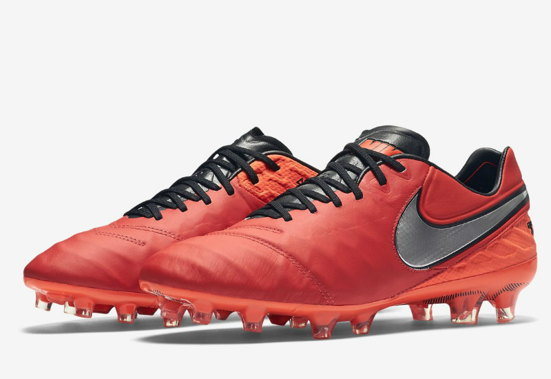Nike Tiempo Legend Vi Fg Metal Flash Pack Light Crimson Total Crimson Metallic Silver