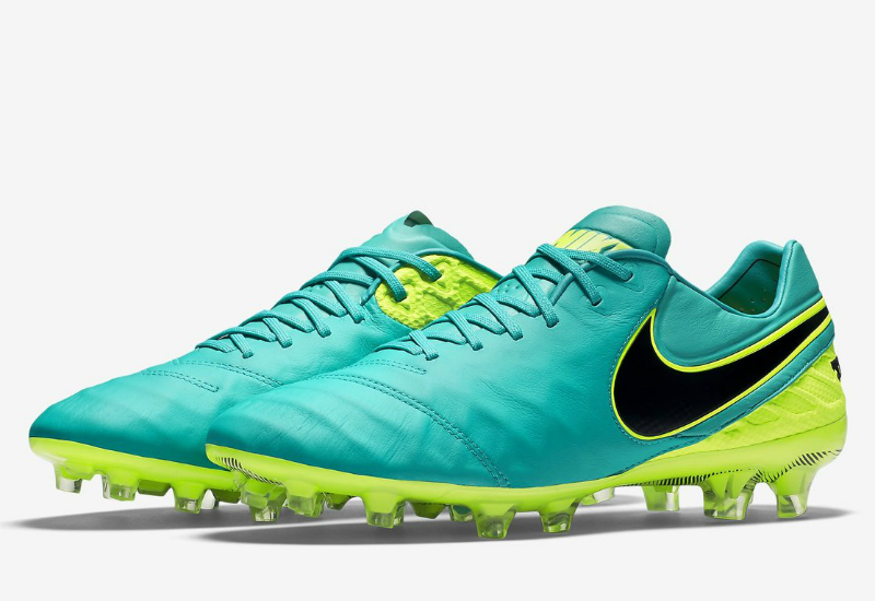 Nike Tiempo Legend Vi Fg Spark Brilliance Pack Clear Jade Volt Black