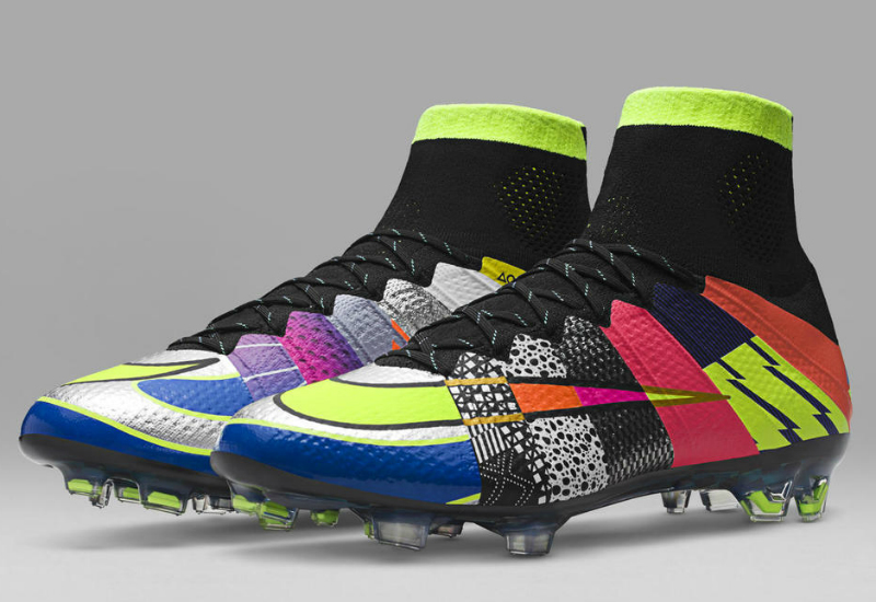 Nike What The Mercurial Football Boots