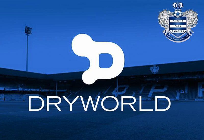 Queens Park Rangers Announce Dryworld Kit Deal