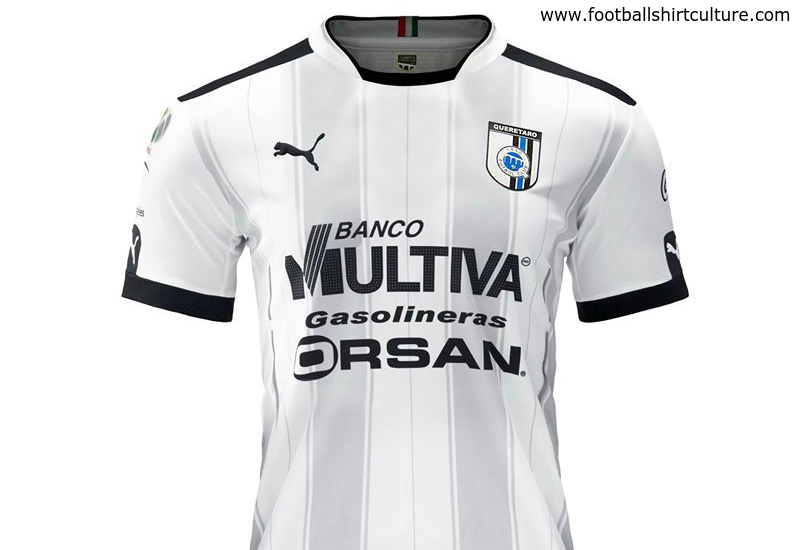 Queretaro 2016 Puma Third Football Shirt