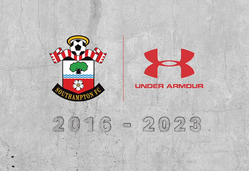 Southampton Announce Under Armour Kit Deal
