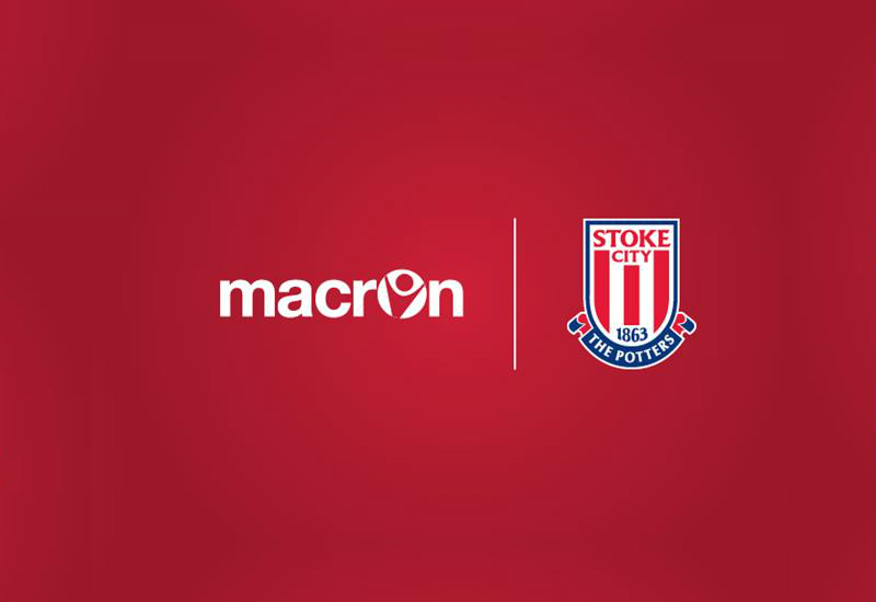 Stoke City Announce Macron Kit Deal