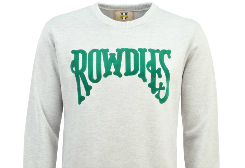 Toffs Tampa Bay Rowdies Sweatshirt Light Grey