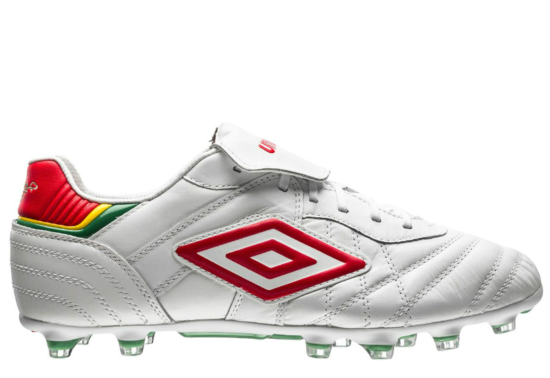 Umbro Speciali Eternal Pro Hg Pepe Edition White Red Green Yellow