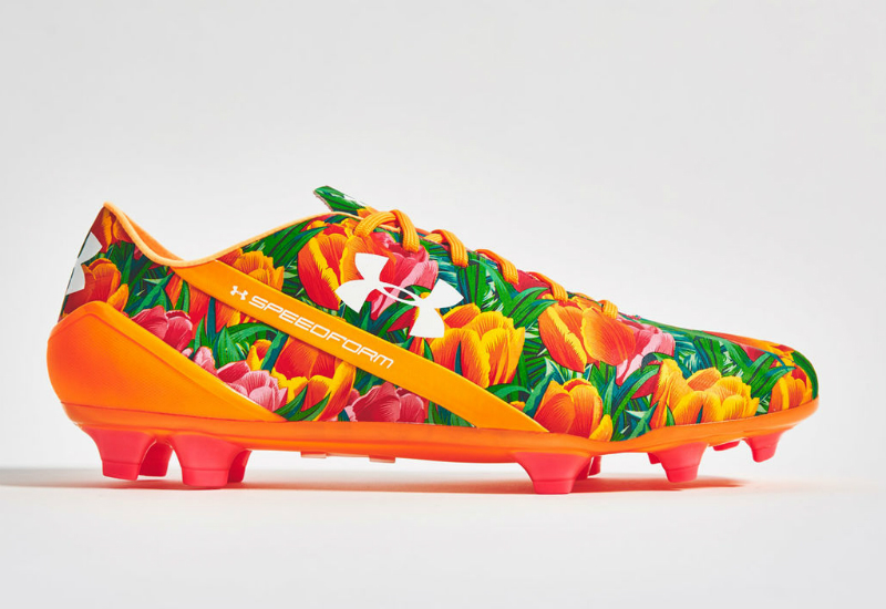 Under Armour Speedform Spring Leather Fg Tutti Frutti