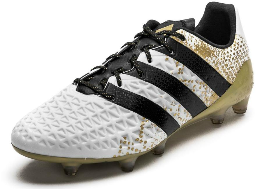 adidas Men's X 16.1 FG WhiteCore Black