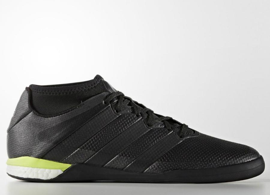 buy popular c12fa 00301 Adidas Ace 16.1 Primemesh Street Shoes - Core Black / Core ...