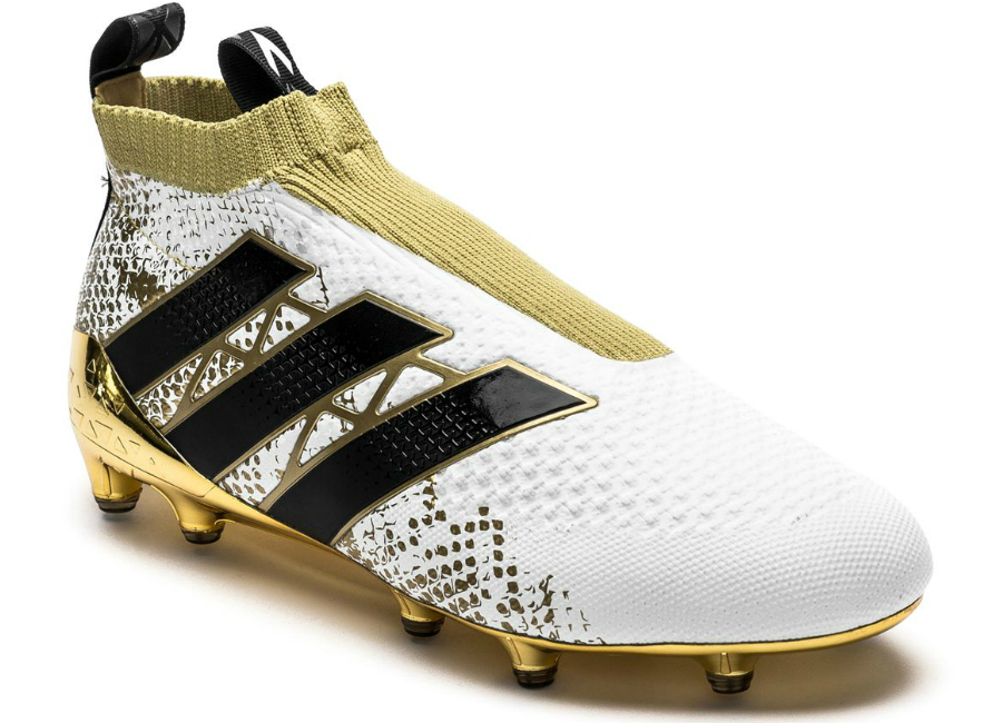 Adidas Ace 16 Purecontrol Fg Ag Stellar Pack White Core Black Gold Metallic