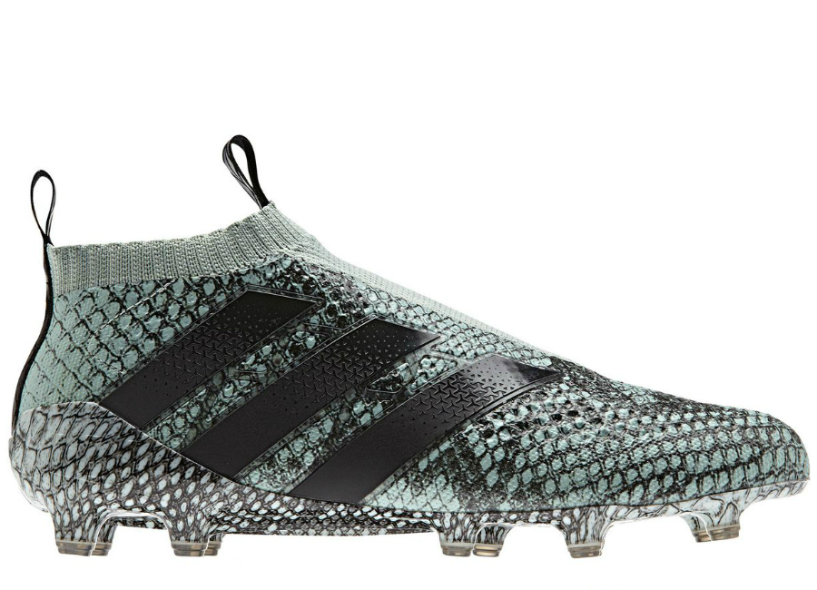 Adidas Ace 16 Purecontrol Fg Ag Viper Pack Vapour Green Core Black
