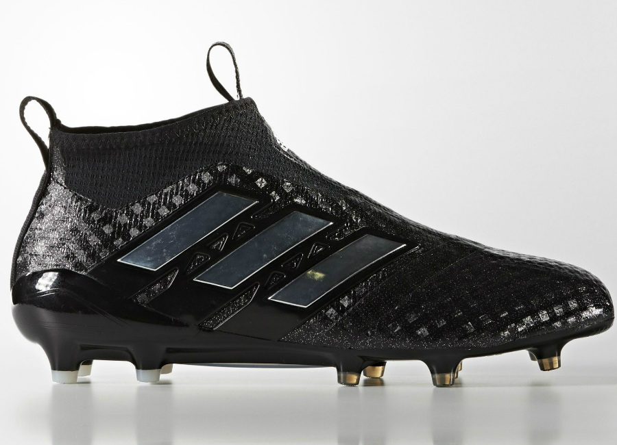 Adidas Ace 17 Purecontrol Firm Ground Boots Chequered Black Core Black Footwear White