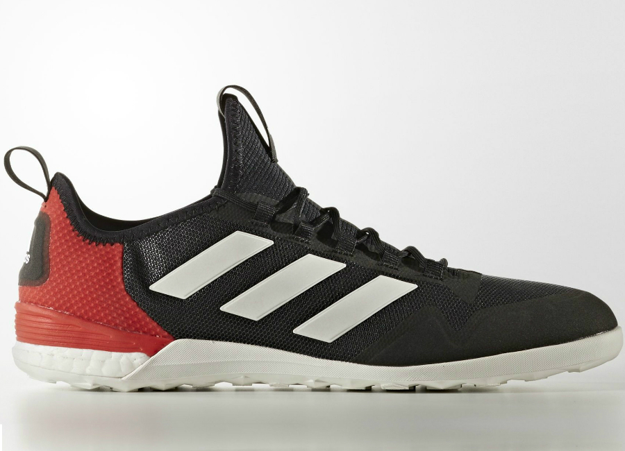 Adidas Ace Tango 17 1 Indoor Boots Core Black Footwear White Red