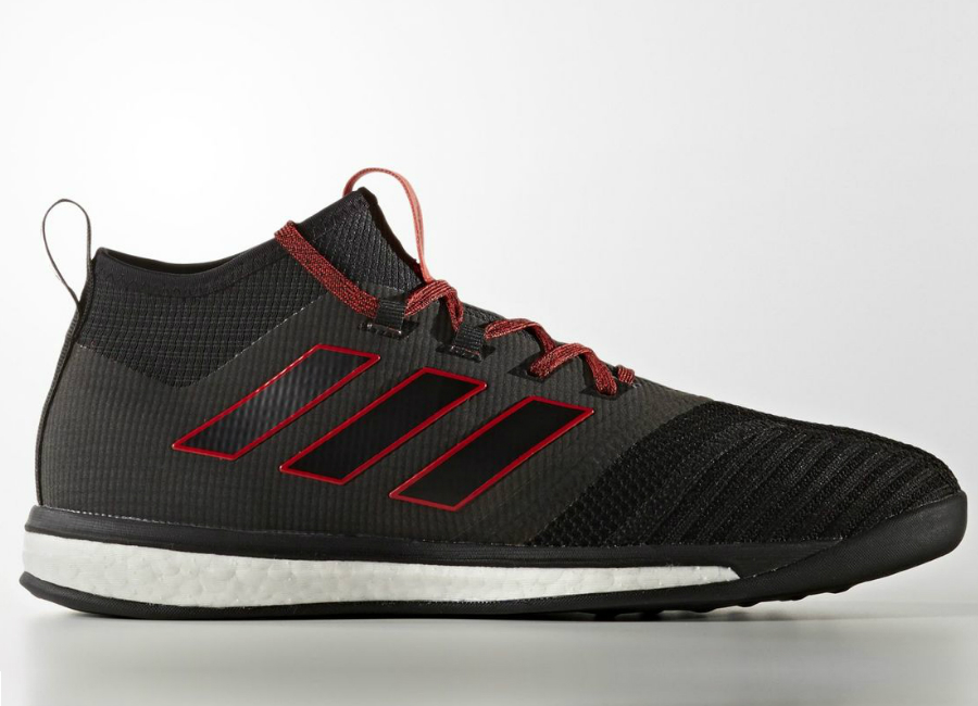Adidas Ace Tango 17 1 Trainers Core Black Red