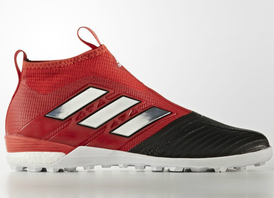 Adidas Ace Tango 17 Purecontrol Turf Boots Red Footwear White Core Black