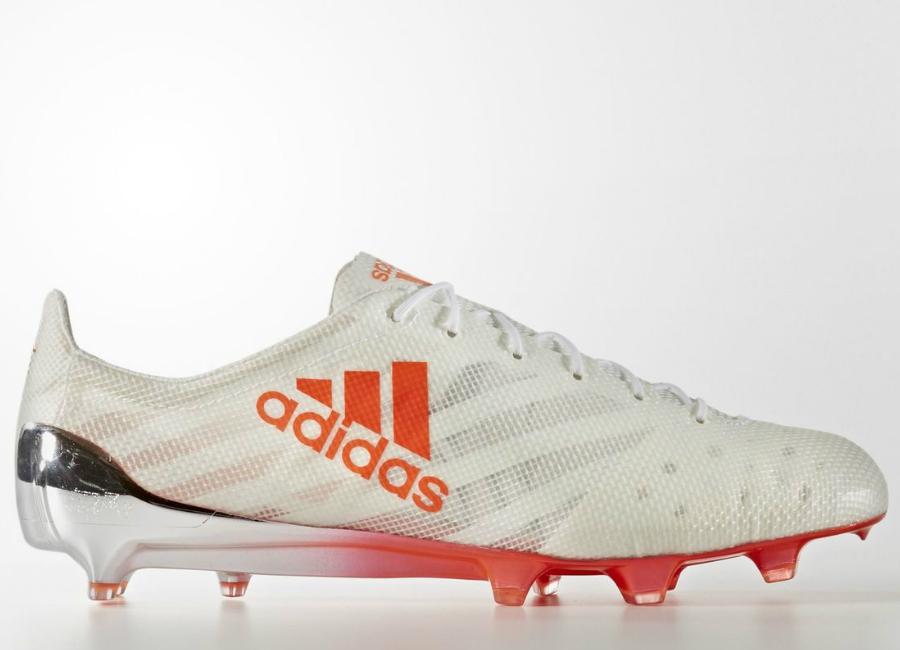 best website ec6d7 e2350 Adidas Adizero 99g - White / Solar Red / Solar Red ...