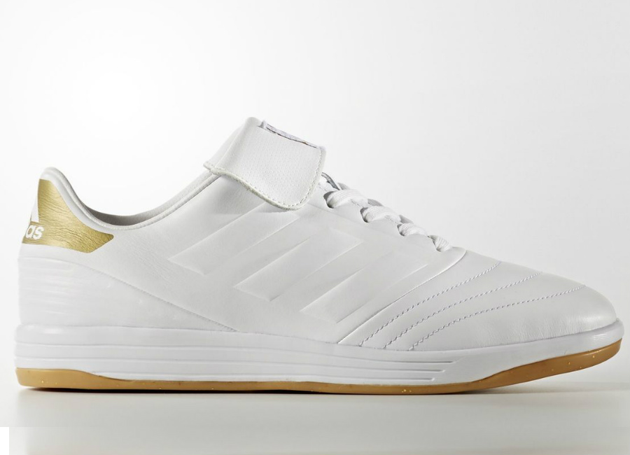 cf56e6f48d8 ... previous article adidas copa tango 17.1 crowning glory indoor boots  footwear white gold metallic