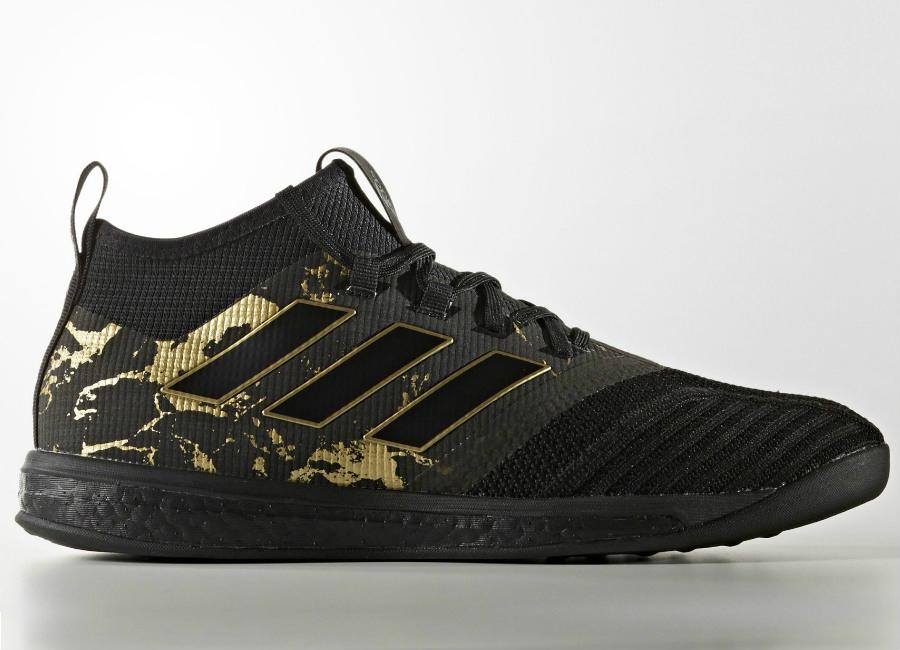 adidas pp ace tango 17 1 trainers core black matte. Black Bedroom Furniture Sets. Home Design Ideas