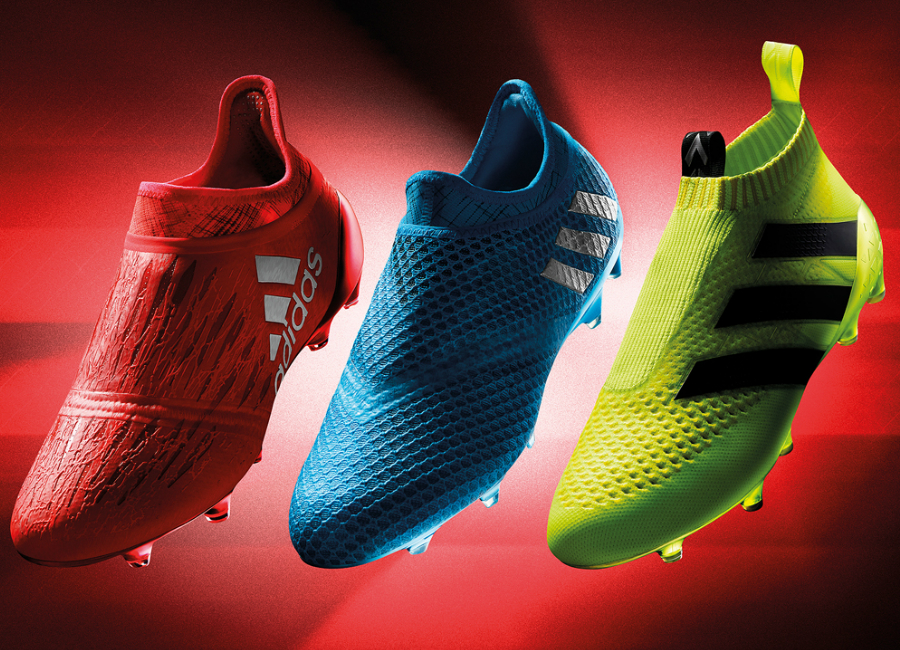 Adidas - The Speed Of Light Pack