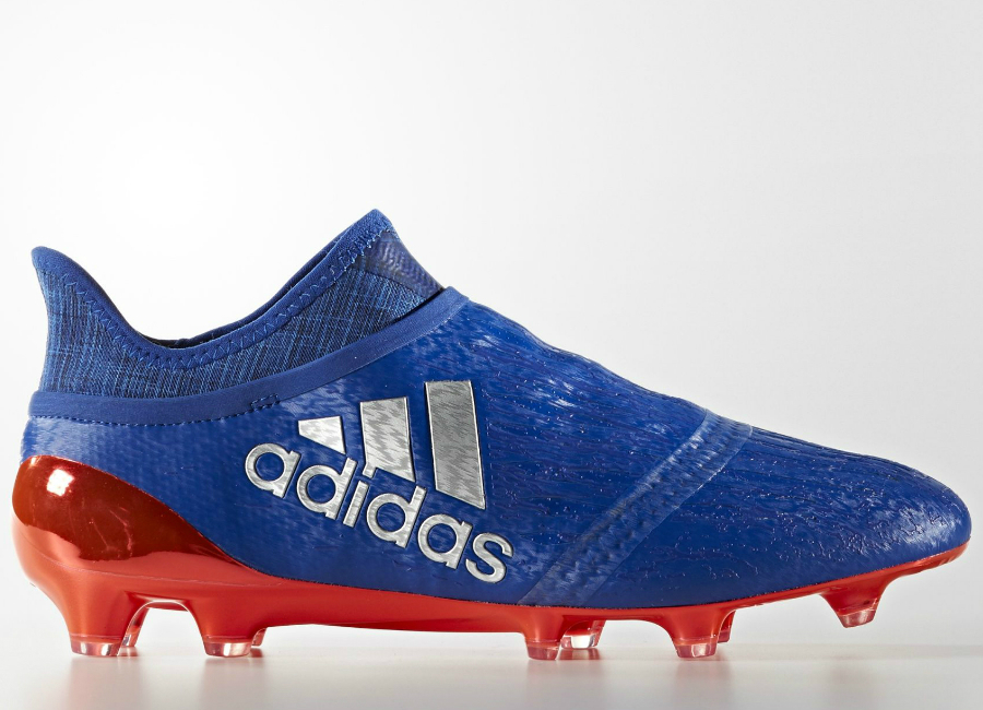 8add2b6a5 Adidas X 16 Purechaos Firm Ground Boots Collegiate Royal Solar Red Solar Red