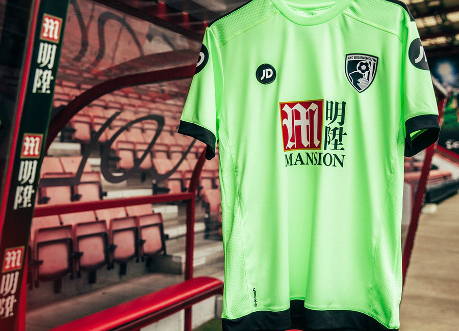 AFC Bournemouth Launch 2016/17 Third Kit - Behind the Scenes