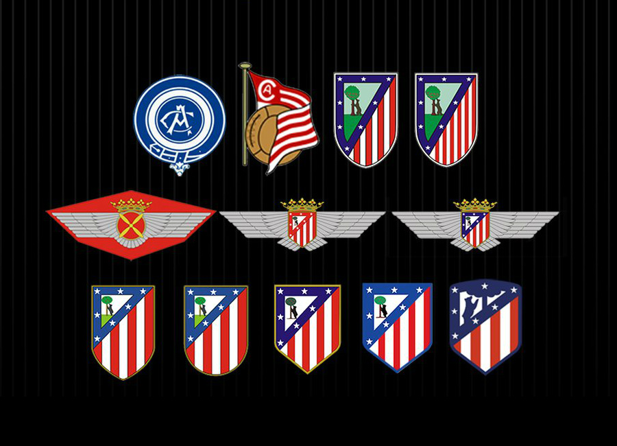 Atletico Madrid Unveil New Crest
