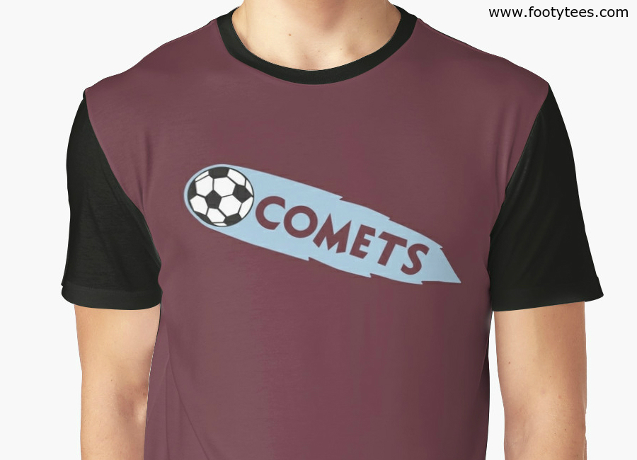 Baltimore Comets 1974 Away T Shirt