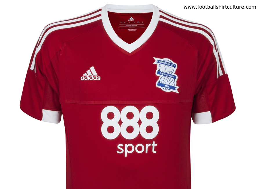 04e657137fd Birmingham City 16 17 Adidas Away Kit